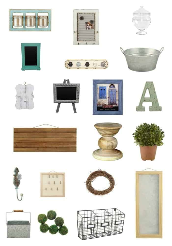 Get the Fixer Upper or Farmhouse look on a budget from Michaels!