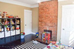 One Room Challenge Week 1: A Shared Boys Bedroom