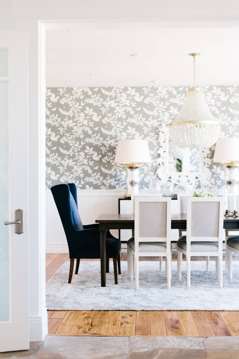Design Inspiration: Wallpaper Is in Style Again!