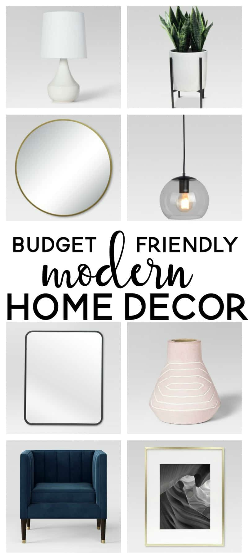 budget friendly modern home decor | project 62 | target | modern farmhouse | home decor shopping | where to buy home decor