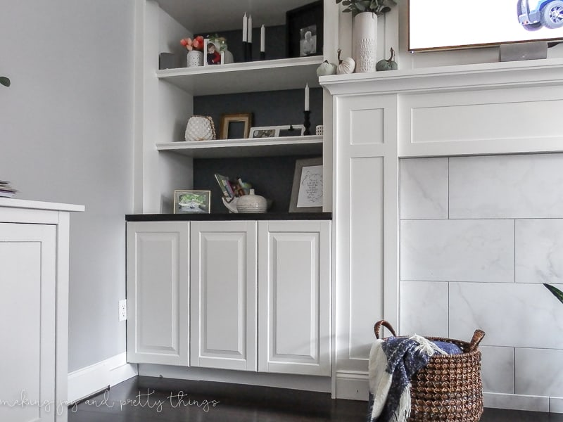 Ikea Hack Kitchen Cabinets Turned Built Ins Making Joy And Pretty Things