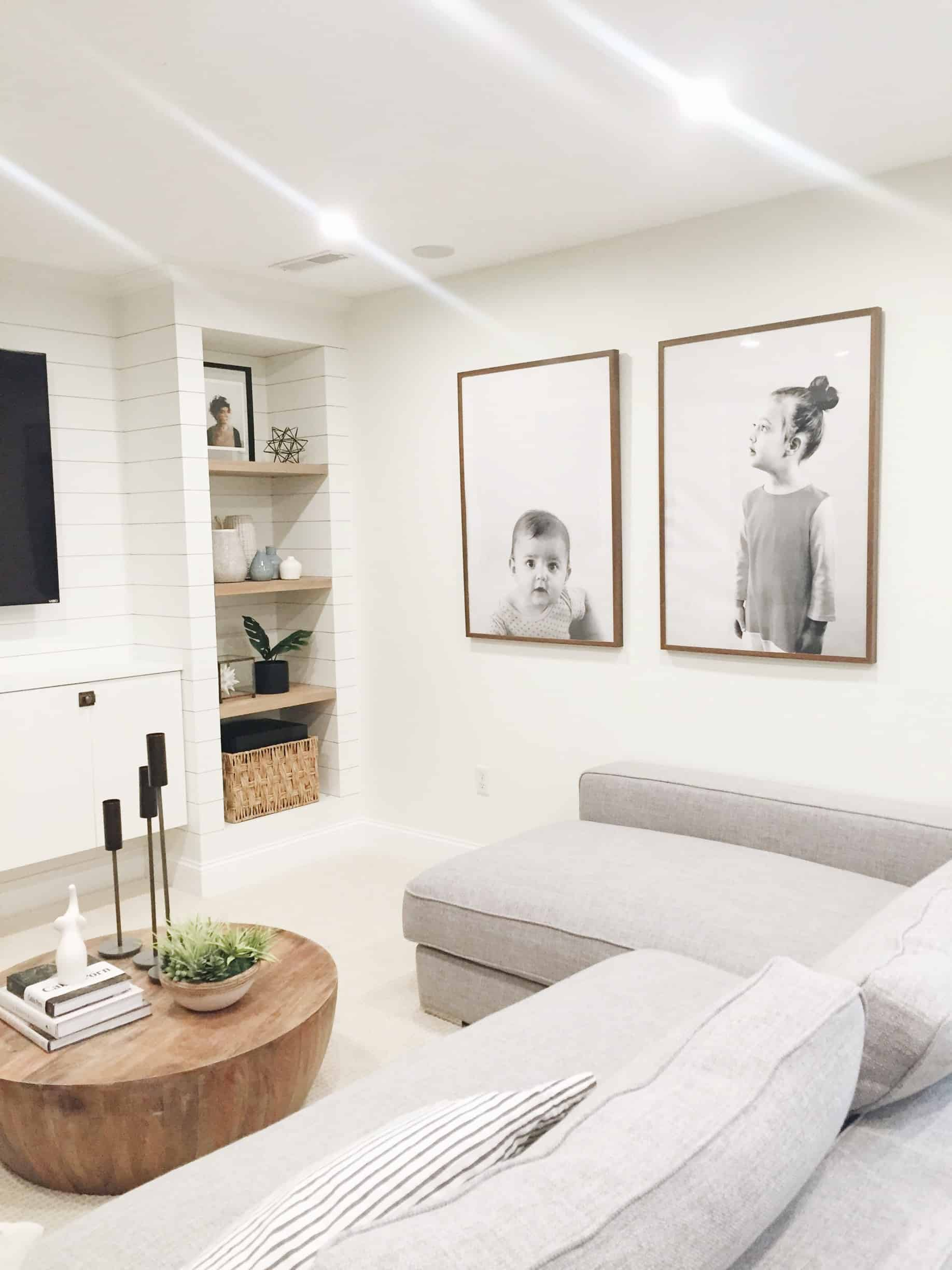 3 Stylish Ways To Display Family Photos Making Joy And Pretty Things