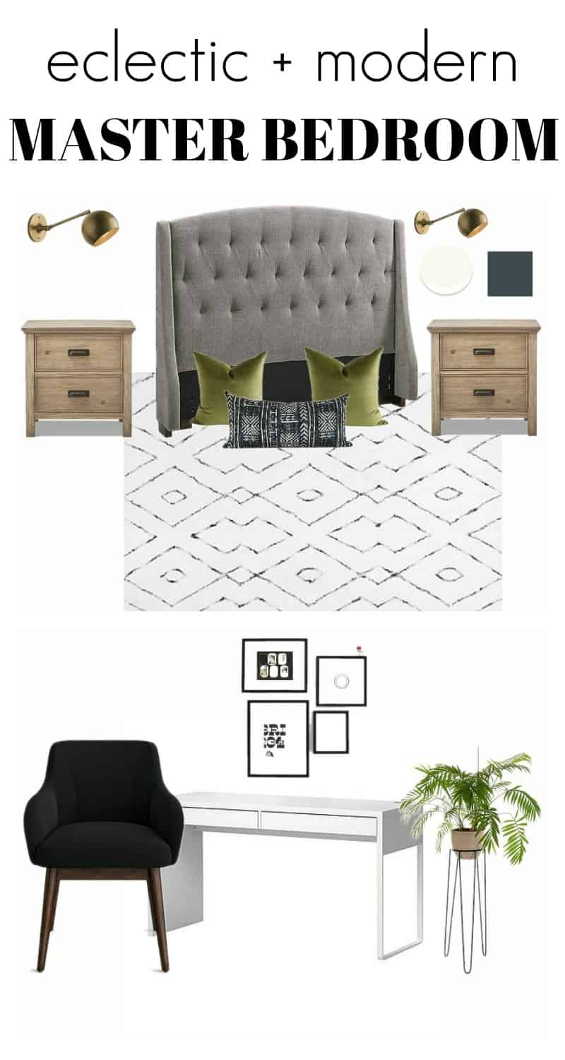 Design Plan For Our Modern Master Bedroom Making Joy And Pretty Things