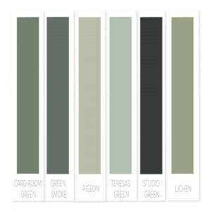 Farrow and ball green paint | best green paint colors | best Farrow and ball green paint | popular green paint Farrow and ball
