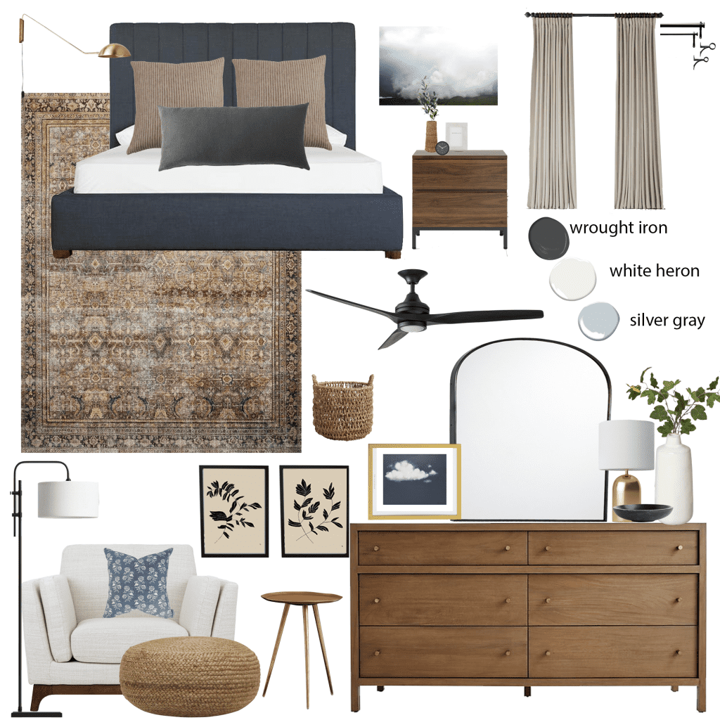 Ready to get some decorating ideas for the home? Are you struggling to decorate your home or come up with a renovation plan or design plan for your space? Check out my edesign services. I'm sharing an entire e design interior design project including e design moodboard and 3D rendering. This is an affordable and attainable alternative to interior design. #homedecortips #homedesign #simpledesigntips #howtodecorateyourhome #interiordesign