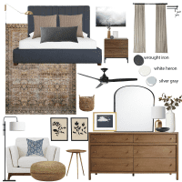 Ready to get some decorating ideas for the home? Are you struggling to decorate your home or come up with a renovation plan or design plan for your space? Check out my e design services. I'm sharing an entire e design interior design project including e design moodboard and 3D rendering. This is an affordable and attainable alternative to interior design. #homedecortips #homedesign #simpledesigntips #howtodecorateyourhome #interiordesign
