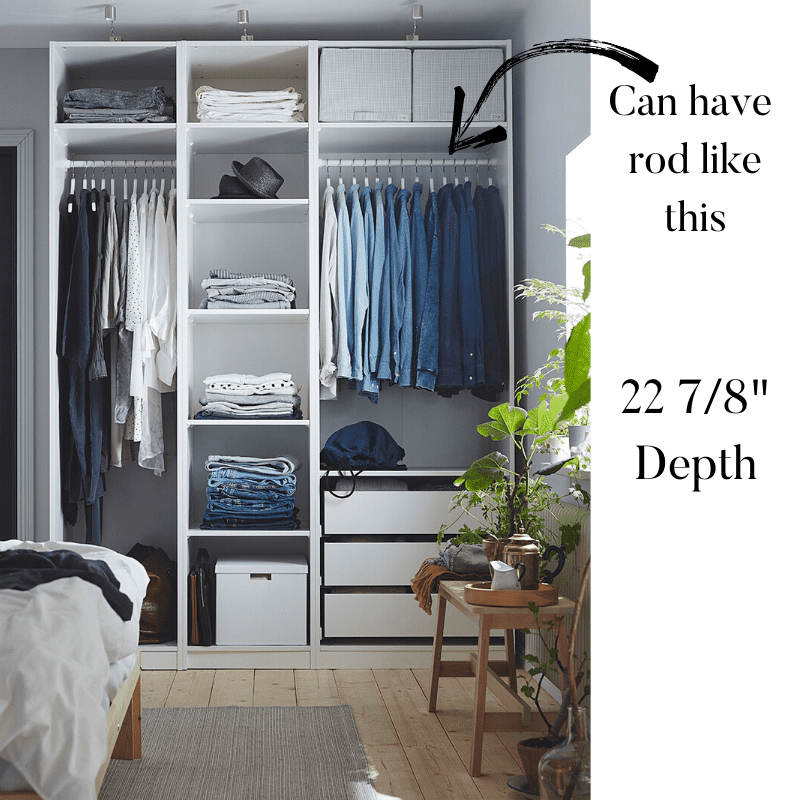 How To Design An Ikea Pax Closet System Making Joy And Pretty Things
