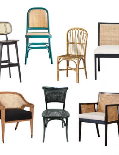 cane and rattan furniture